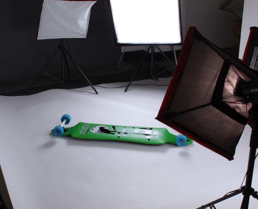 Photo Shoot Green