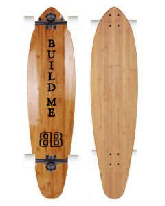 "Build A 40"" Bamboo Kicktail"