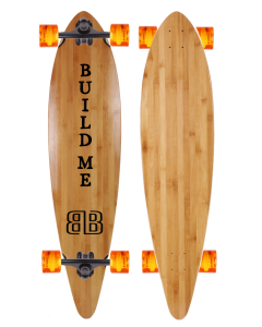 """Build A 40"""" or 44"""" Bamboo Pintail"""